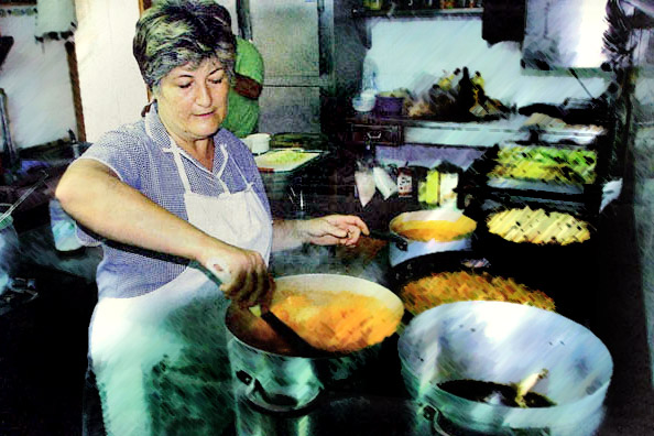 Restaurant Es Serral en Artà